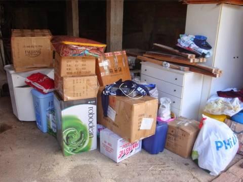 Σάλος στο Αλιβέρι: Έκαναν έξωση σε ανάπηρο οικοδόμο που νοσηλευόταν με εγκεφαλικό