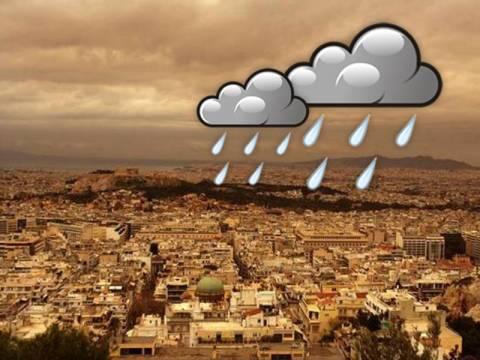 Πρόβλεψη καιρού: Μετά τον καύσωνα έρχονται… βροχές!