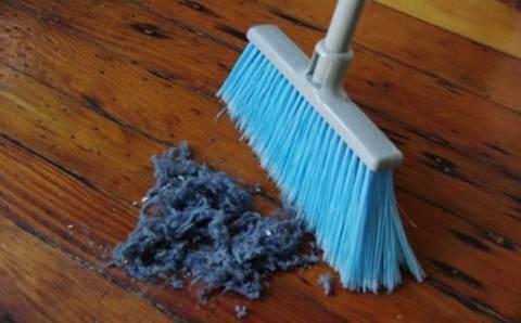 Tips για την καταπολέμηση της σκόνης στο σπίτι