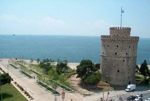 Θεσσαλονίκη: Απόβαση της κινεζικής πόλης Τιανσίν