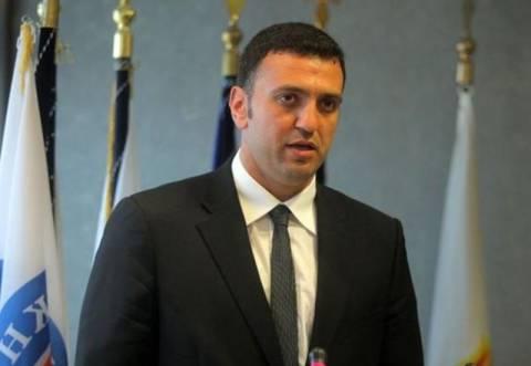 Τιμητικές διακρίσεις σε αστυνομικούς της ΕΚΑΜ από τον Β. Κικίλια