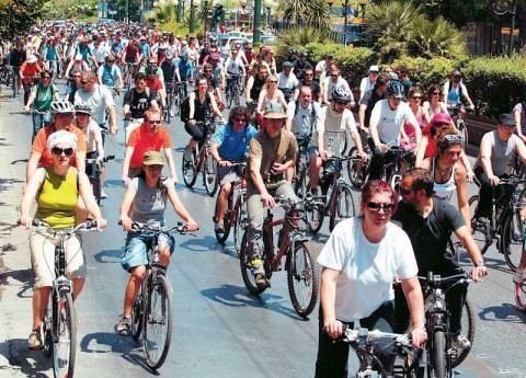 Σέρρες: Ποδηλατάδα ενάντια στη βία κατά των γυναικών