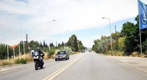 Χαλκιδική: Παραδόθηκε το πρώτο τμήμα του δρόμου Μουδανιά- Ποτίδαια
