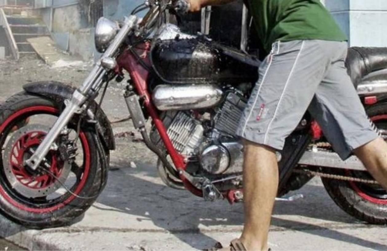 Σέρρες: Εξιχνιάστηκαν κλοπές μοτοσυκλετών