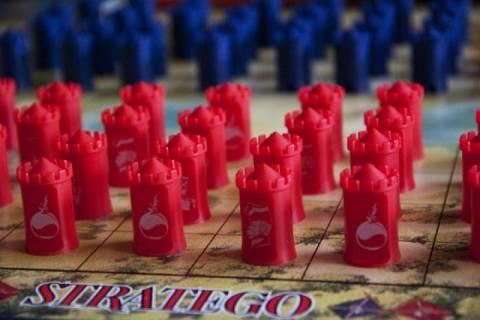 Θεσσαλονίκη: Τουρνουά Stratego στο Mediterranean Cosmos