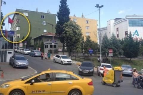 Τουρκία: Πυροβόλησαν Κούρδο που κατέβασε την τουρκική σημαία (photos)