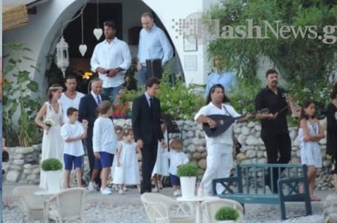 Κρήτη: Έτσι παντρεύτηκε ο εγγονός του Μητσοτάκη – Δείτε φωτογραφίες