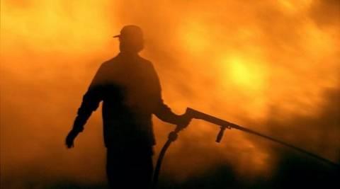 Φωτιά στην Παιανία