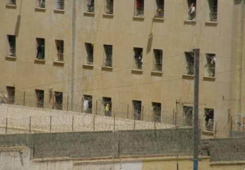 Απόπειρα απόδρασης κρατουμένων από τον Κορυδαλλό