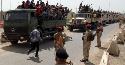 Συρία: Το ΙΚΙΛ σταύρωσε οκτώ αντάρτες κοντά στο Χαλέπι