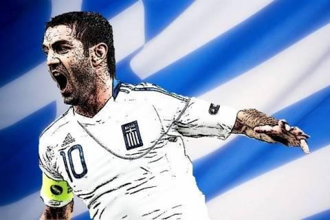 «Υποστολή σημαίας» στην Εθνική Ελλάδας (videos+photos)