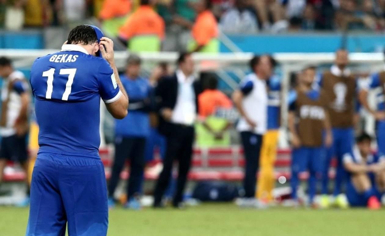 Ελλάδα - Κόστα Ρίκα: Α. Σαμαράς - «Υπερήφανοι για την εθνική μας ομάδα»