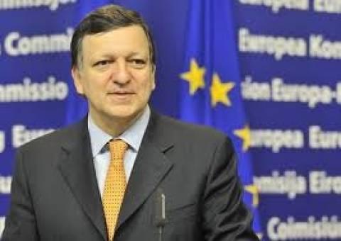 Μπαρόζο: Η ΕΕ συνεχίζει να στηρίζει την ευρωπαϊκή πορεία της Σερβίας