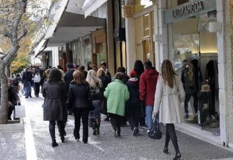 ΕΛΣΤΑΤ: Αύξηση 7,3% για το λιανικό εμπόριο τον Απρίλιο