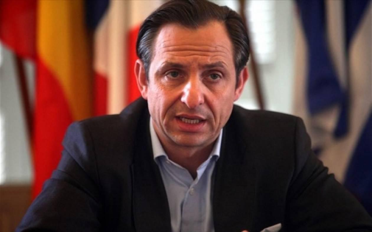 Ένσταση για τις ευρωεκλογές έκανε ο Χατζημαρκάκης