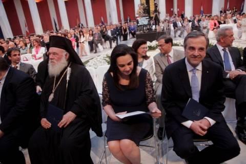 Σαμαράς: Η Ελλάδα διέψευσε όσους στοιχημάτιζαν στην αποτυχία