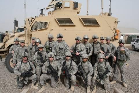 Αυξάνουν οι ΗΠΑ τη στρατιωτική δύναμη στο Ιράκ