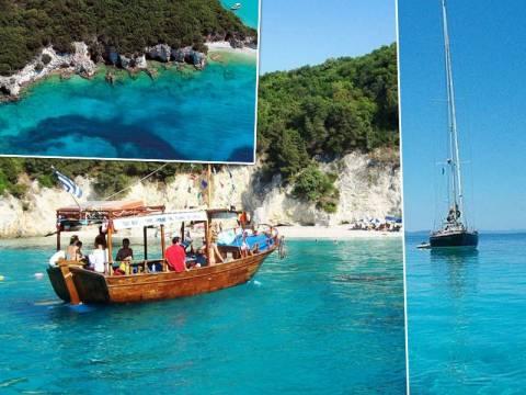 Σύβοτα, η Καραϊβική της Μεσογείου!