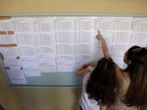 Πανελλαδικές 2014: Σήμερα ανακοινώνονται οι βαθμοί
