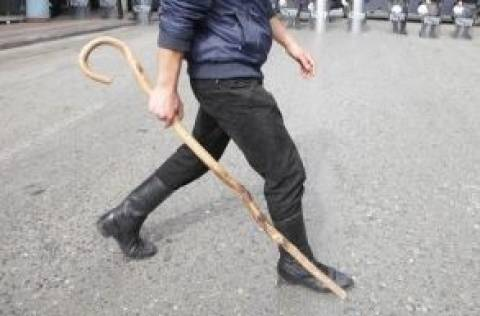 Κρήτη: Βγήκαν οι μαγκούρες στον Αποκόρωνα