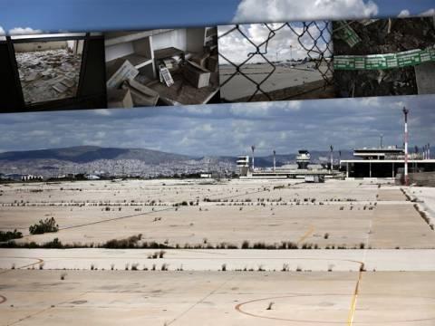 Το «στοιχειωμένο» αεροδρόμιο στο Ελληνικό (pics)