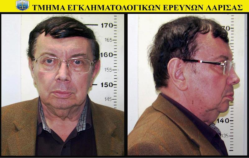 ΕΛ.ΑΣ.: Στη δημοσιότητα στοιχεία 71χρονου που συνελήφθη για πορνογραφία ανηλίκων