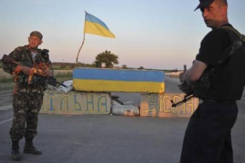 Ουκρανία: Ανακτήθηκε συνοριακό φυλάκιο από φιλορώσους