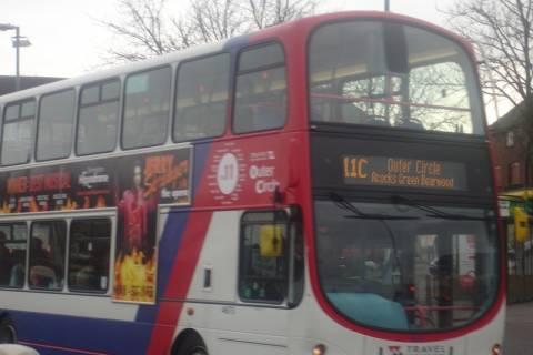 Μπέρμιγχαμ: Επιτέθηκε σεξουαλικά σε έγκυο μέσα στο λεωφορείο! (photo)
