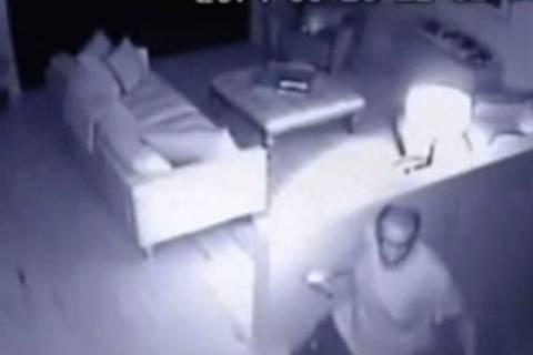Χιούστον: Αυτοί κοιμόντουσαν και ο διαρρήκτης… αλώνιζε! (video)