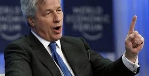 Πάσχει από καρκίνο ο επικεφαλής της JPMorgan