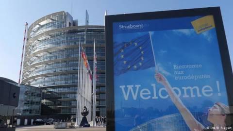 DW: Ελληνες Ευρωβουλευτές μιλούν για την πρώτη φορά...στις Βρυξέλλες