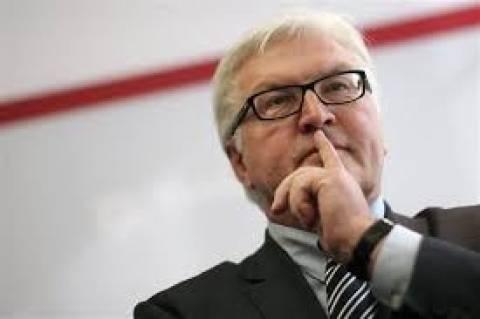 Γερμανία: Αισιόδοξος για εκεχειρία στην Ουκρανία ο Σταϊνμάγερ