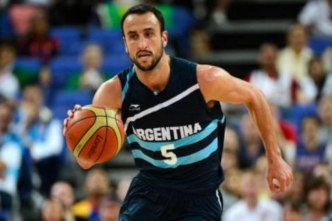 Παγκόσμιο Κύπελλο Μπάσκετ: Εκτός ο Τζινόμπιλι