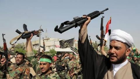Οι Ιρακινοί δεν εγκατέλειψαν την μεθόριο με την Σαουδική Αραβία