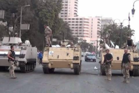 Αίγυπτος: Φονικά επεισόδια ένα χρόνο μετά την ανατροπή του ισλαμιστή προέδρου Μόρσι
