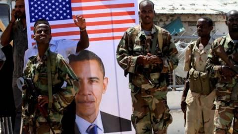 ΗΠΑ: Διατηρεί μυστικά στρατιωτικές δυνάμεις στη Σομαλία