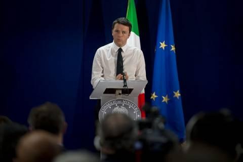 Ιταλία: Σφοδρή σύγκρουση της κυβέρνησης Ρέντσι με την Μπούντεσμπανκ
