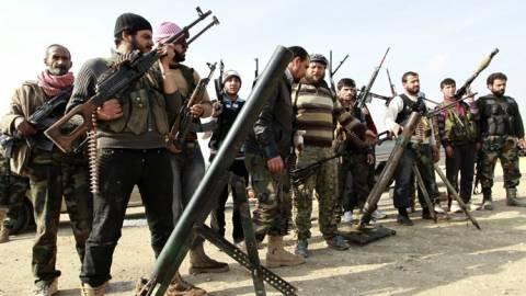 Η Βρετανία σχεδίαζε να δώσει όπλα στους αντάρτες της Συρίας