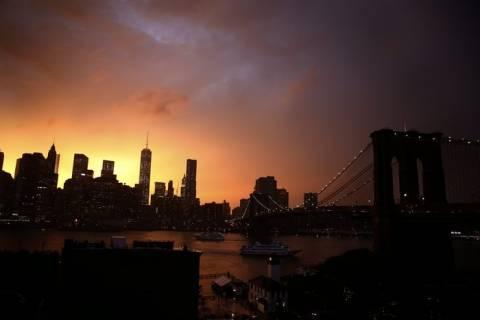 ΗΠΑ: Ενισχύθηκε στην κατηγορία 2 ο κυκλώνας Άρθουρ