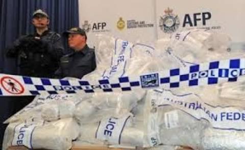 Πολυετή κάθειρξη σε εμπόρους ναρκωτικών στην Αυστραλία