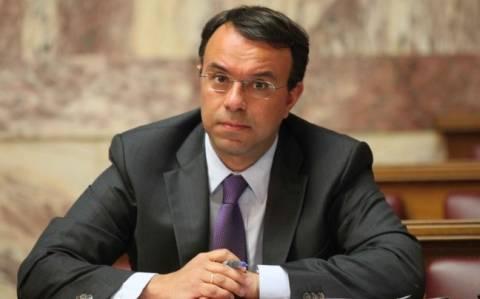 Χρ. Σταϊκούρας: Η Ελλάδα δεν χρειάζεται νέο πακέτο βοήθειας