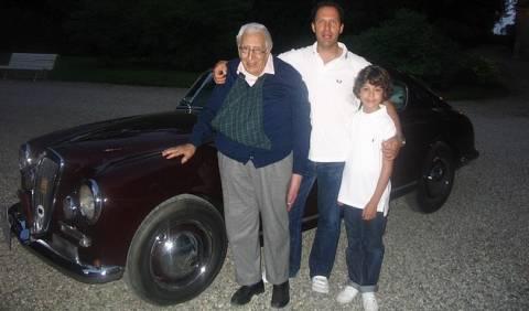 Πέθανε ο μεγιστάνας της ιταλικής αυτοκινητοβιομηχανίας, Τζάνι Λάντσια