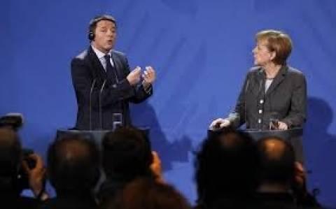 Συμφωνία Γερμανίας- Ιταλίας για τη δημοσιονομική πειθαρχία