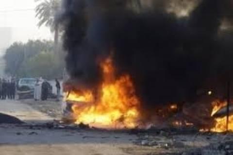 Ιράκ: 15 νεκροί από επίθεση καμικάζι