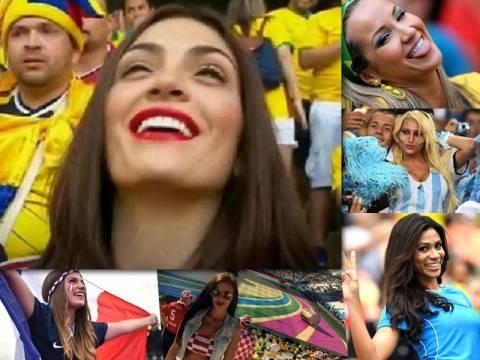 Η Κολομβιανή που κέρδισε τη... Βραζιλία και τον κόσμο όλο! (photos+video)