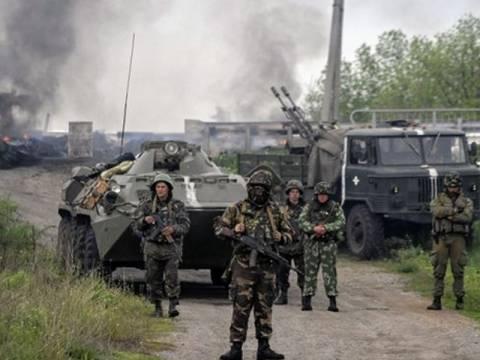 Στα χέρια των ουκρανικών δυνάμεων το Σλαβιάνσκ