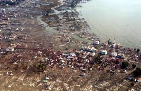 Σεισμός 6R στην Ινδονησία