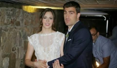 Sokratis: Το πήρε το κορίτσι – Δείτε φωτογραφίες από τον γάμο (pics)