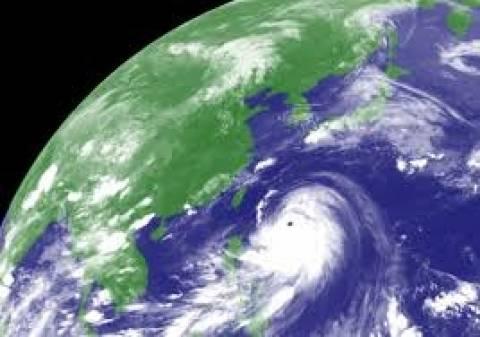 Ιαπωνία: Ισχυρότατος τυφώνας προσεγγίζει την Οκινάουα