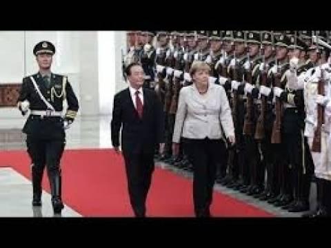 Συνάντηση Μέρκελ με τον Κινέζο πρωθυπουργό στο Πεκίνο